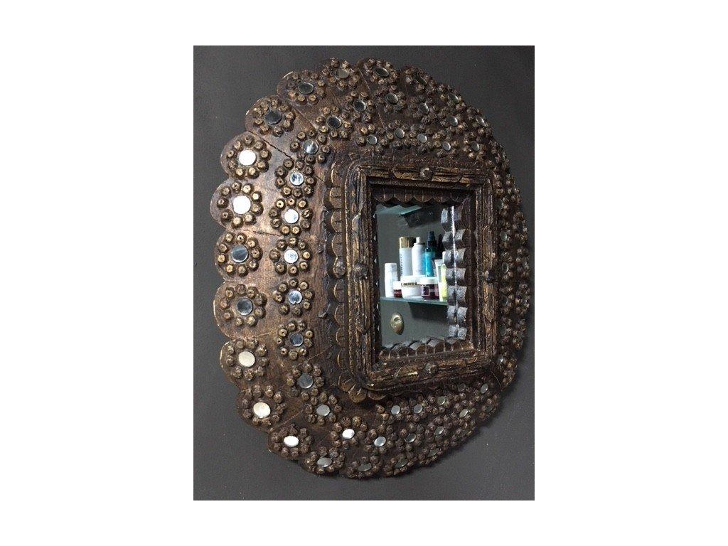 Designové zrcadlo Ethno (30069002)