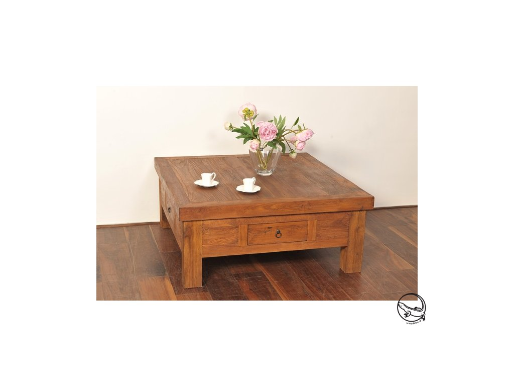 konferenční stůl 110 x 110
