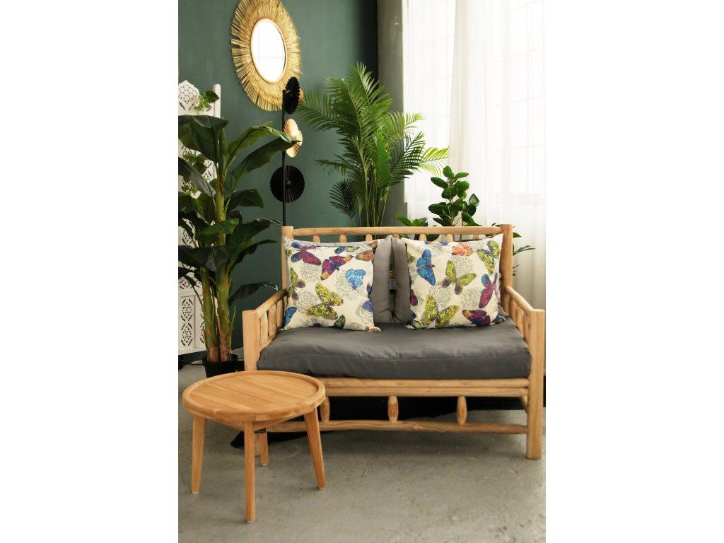 odkládací stolek RUSTIK 1