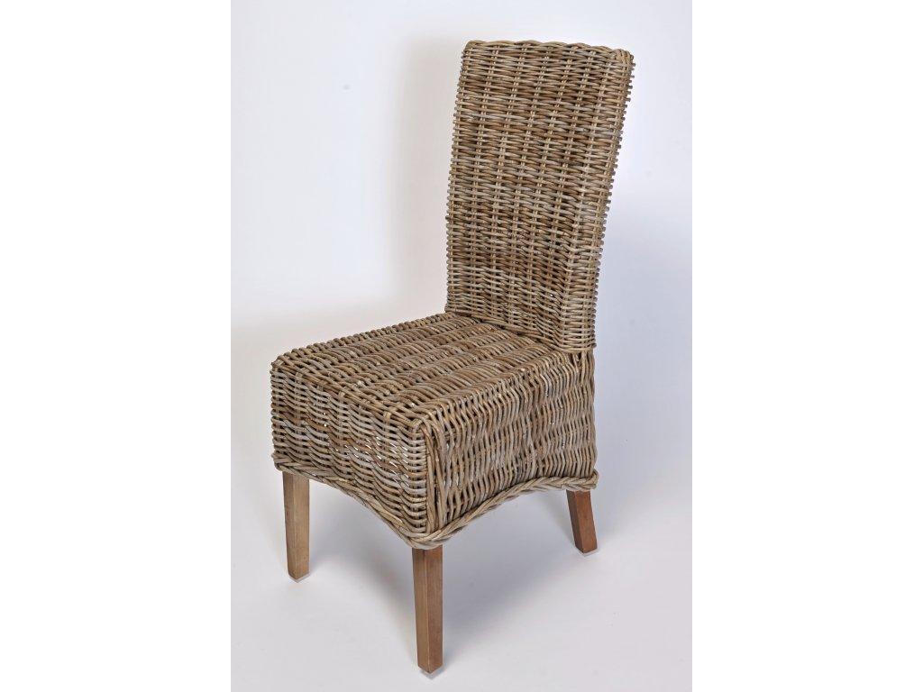 Jídelní židle Montana kubu grey