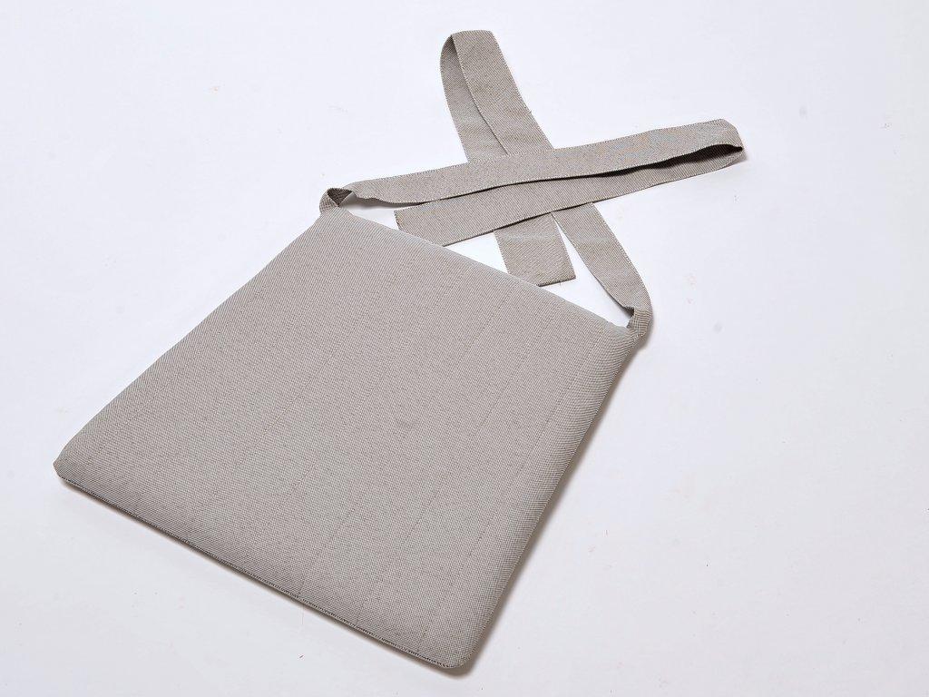 Polstr na židli LASIO v látce Pallazo081