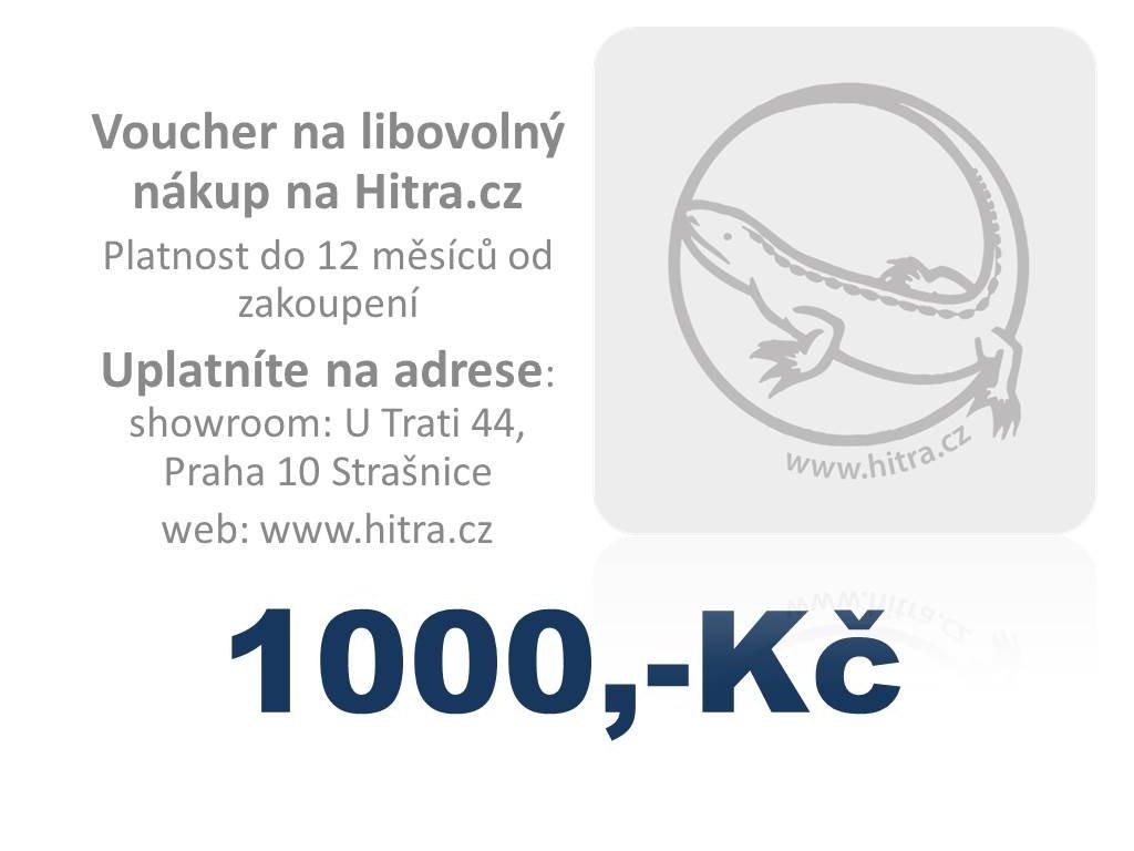 Dárková poukázka 1000,-Kč