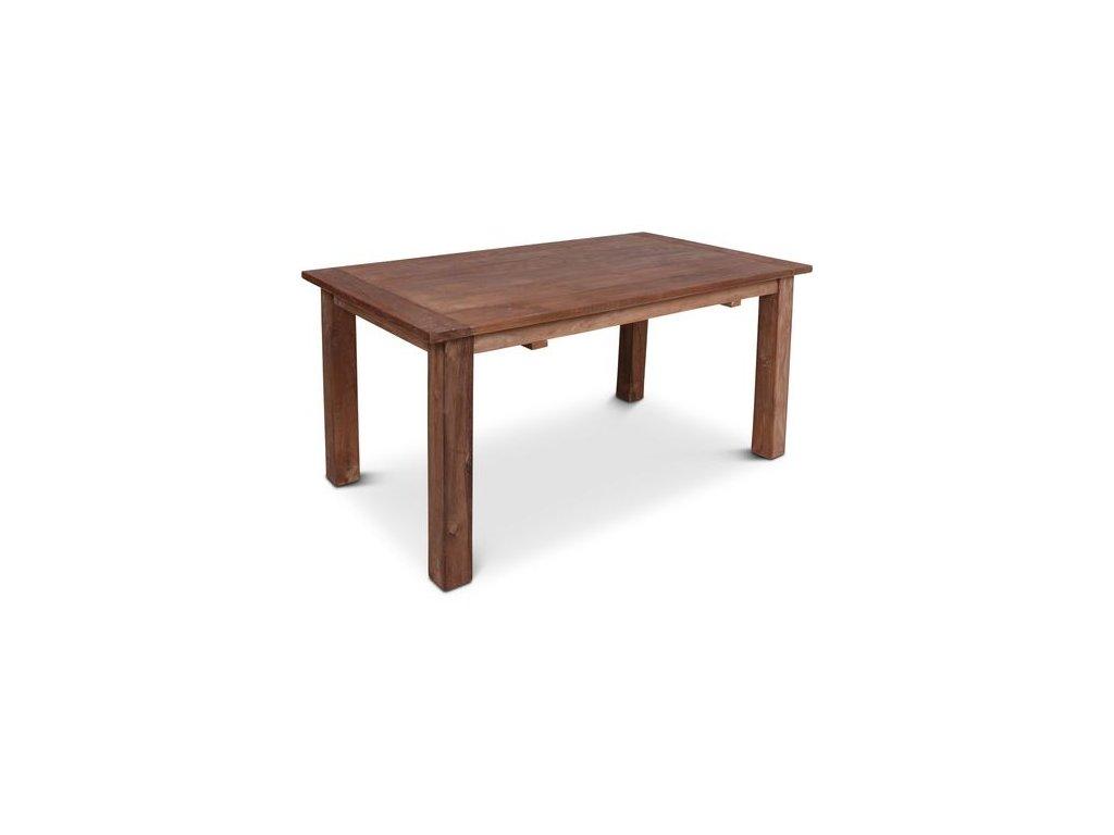 Jídelní stůl ze starého teaku