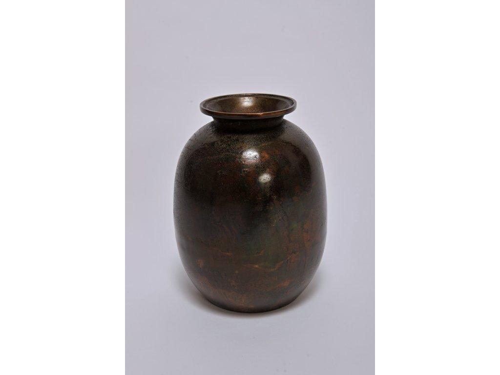 Váza bronz malá