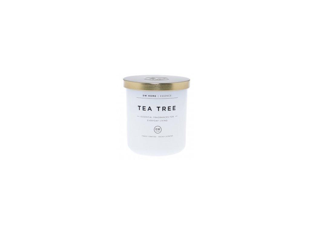 Svíčka vonná ve skle TEA TREE