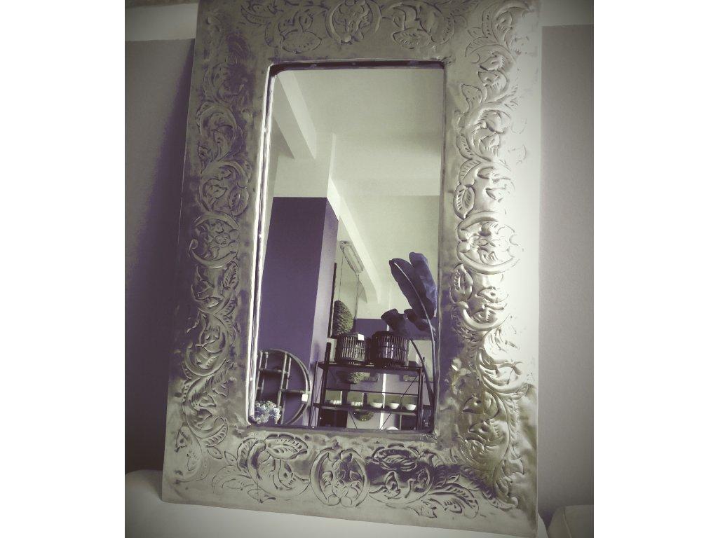 Tepané zrcadlo ANNA 48x73cm