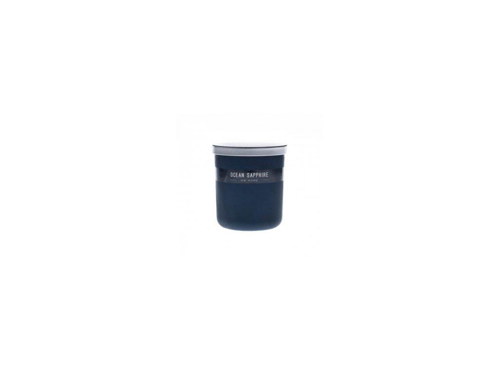 42101 7383 dw home vonna svicka ve skle modry safir ocean sapphire 9oz