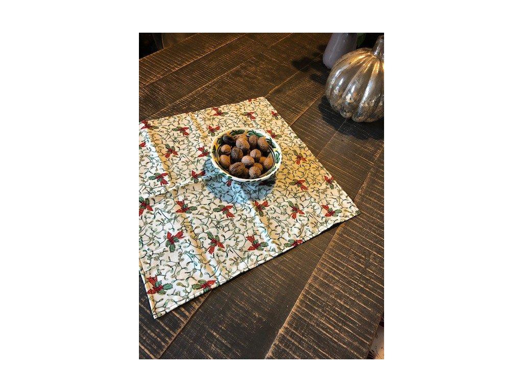 Ubrus na stůl 50x50cm