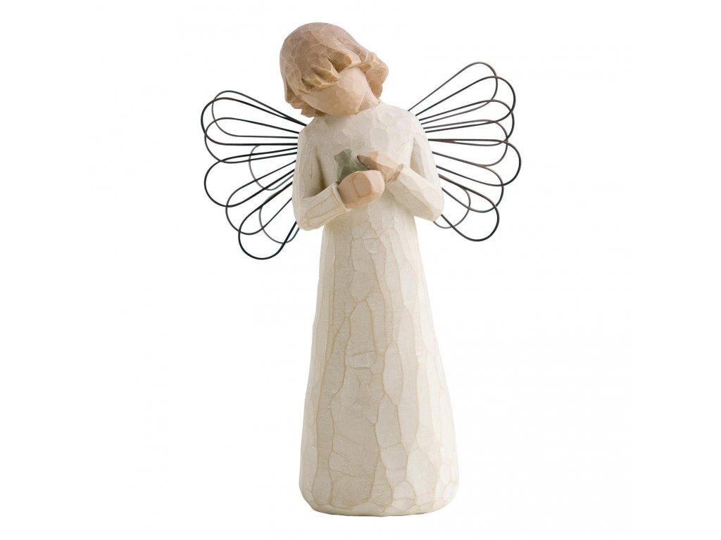 Anděl UZDRAVENÍ