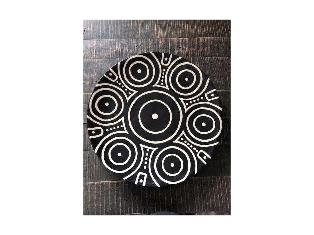 Ozdobný talíř