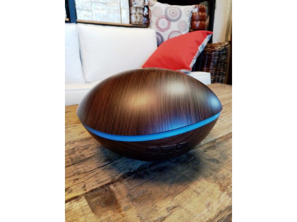 Difuzér imitace tmavého dřeva (1)