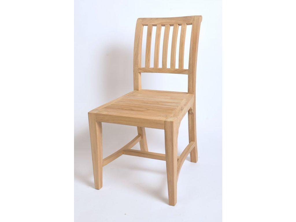 Teaková židle HITRA