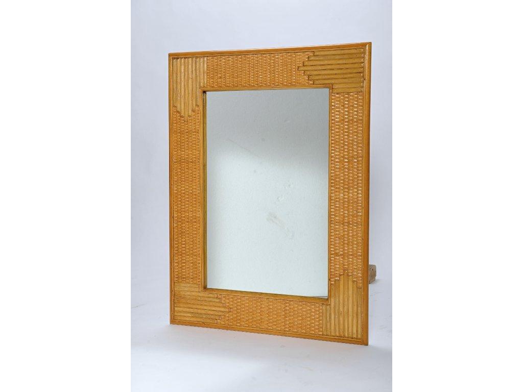 Ratanové zrcadlo MAMUJU