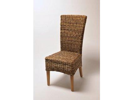 židle LASIO vysoká banán