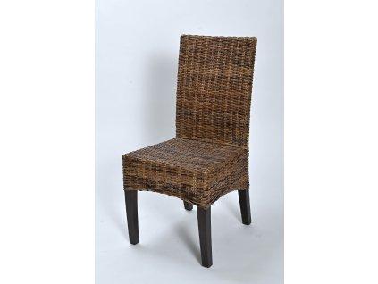 Ratanová jídelní židle Freddy  sarang