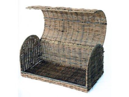 Chlebovka-box na chleba grey slimit