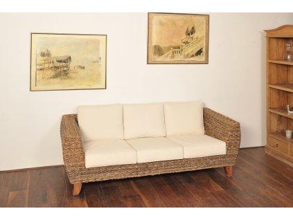 TONDANO pohovka XL - banán BARU sofa