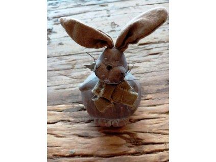 Velikonoční figurka králík