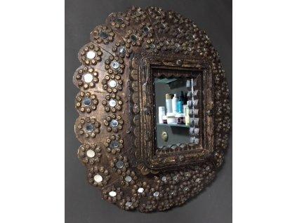 Designové zrcadlo Ethno - malé