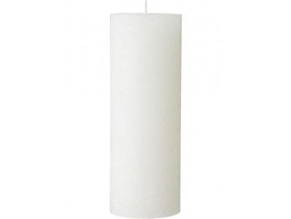 Svíčka FROZEN velká bílá