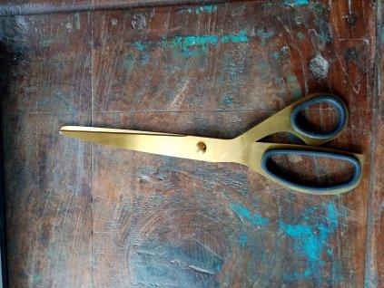 Nůžky zlaté