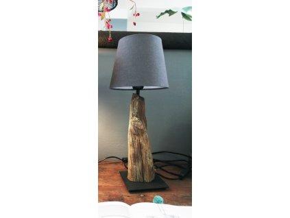 Dřevěná lampa NIGHT (6) kopie