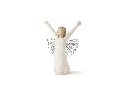 anděl odvaha