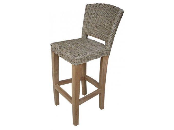 Barová židle DIMA slimit GREY