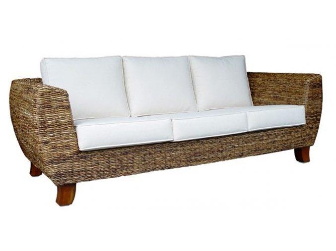 TONDANO sofa,polstr BARU- banán