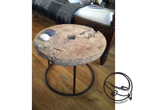 Designový stůl kolo (21568001)