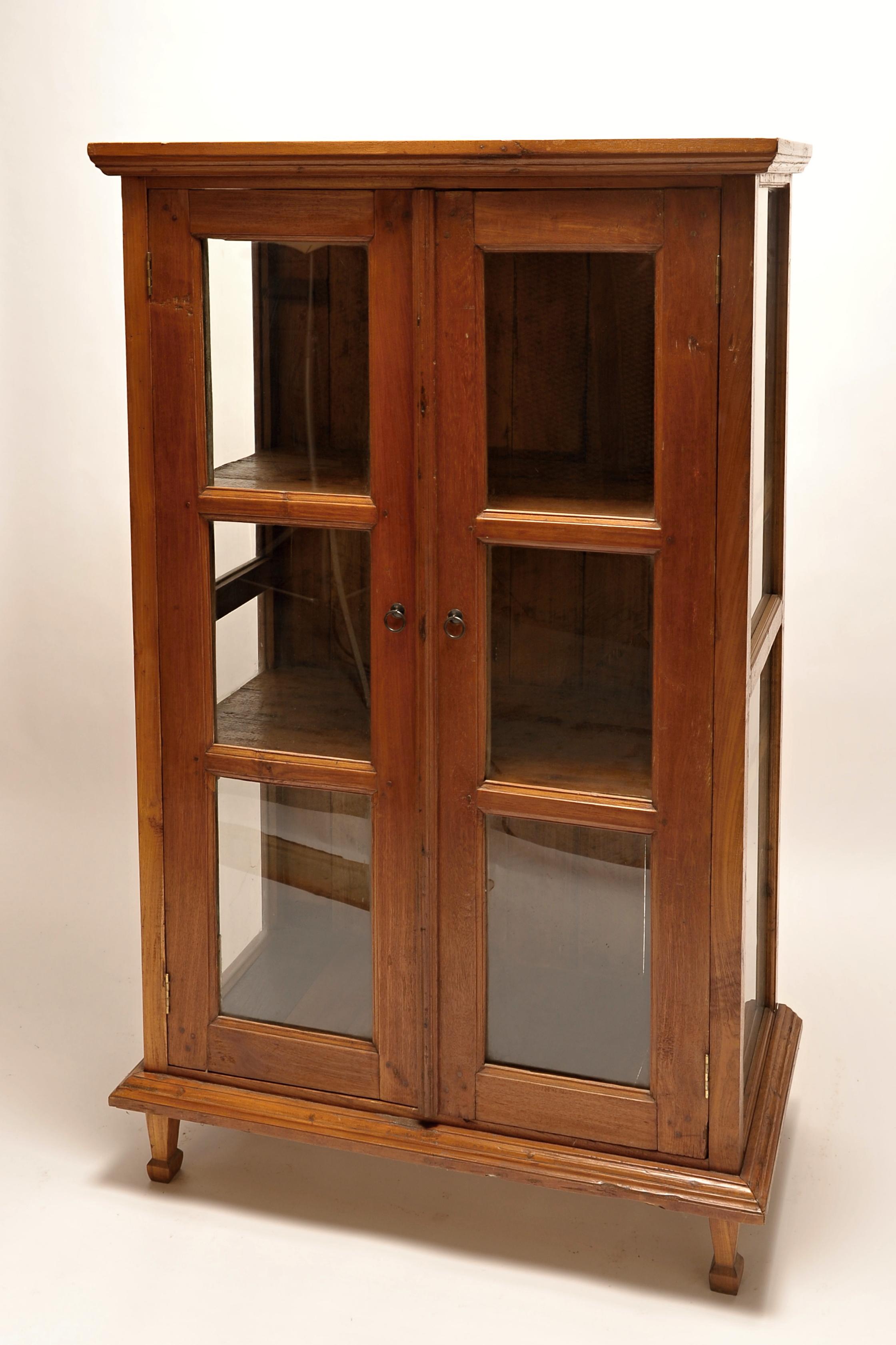 Dřevěná skříň/skleník Antik CT 40