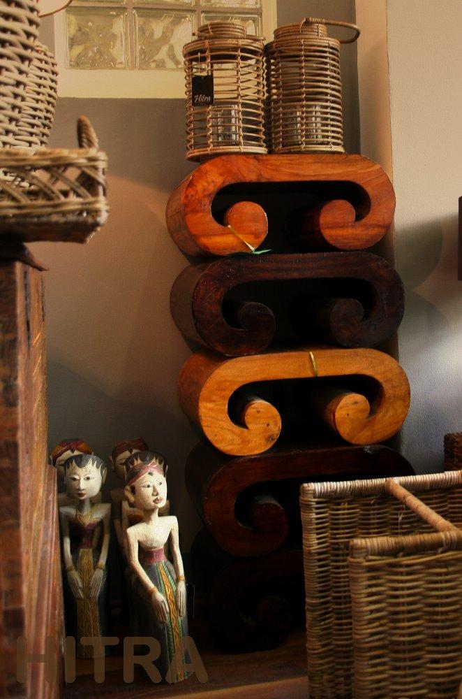 Konferenční stůl Antik Nyamuk malý