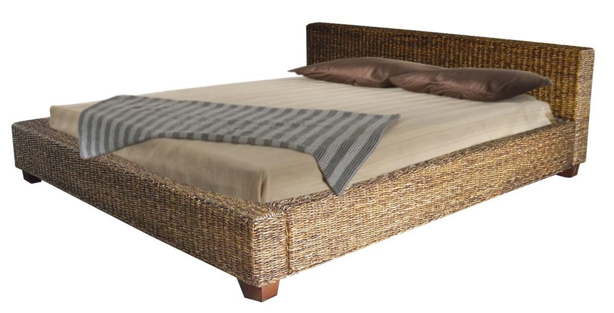 Manželská postel DIMA 180 banán