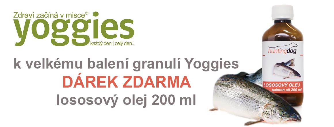 Dárek k velkému balení Yoggies