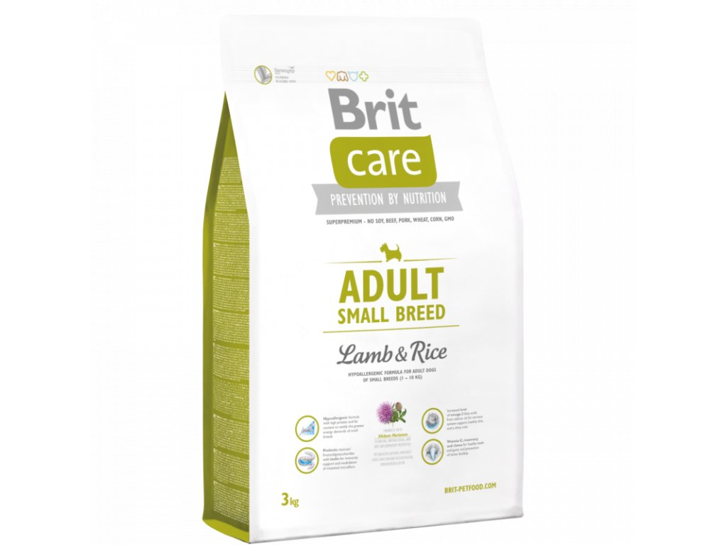 Brit Care Dog Adult Small Breed