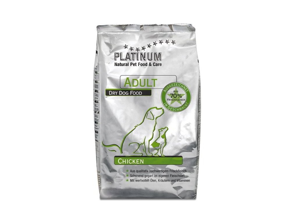 Platinum Adult Chicken - KUŘECÍ 5 kg