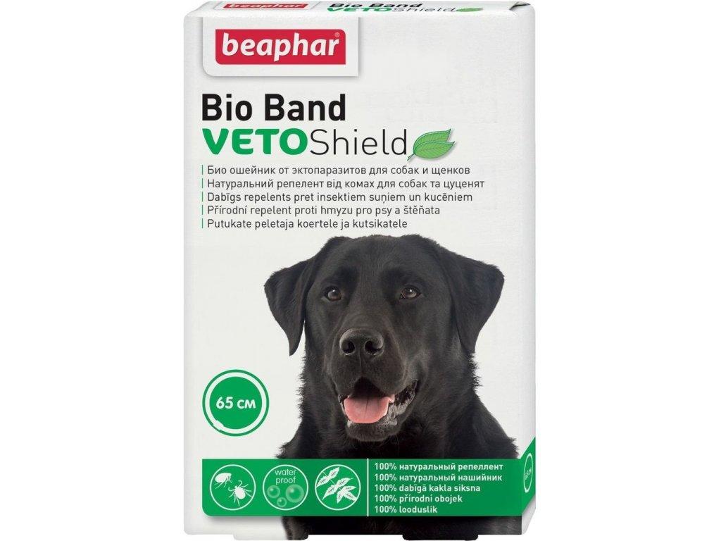 BEAPHAR Obojek repelentní Bio Band 65 cm
