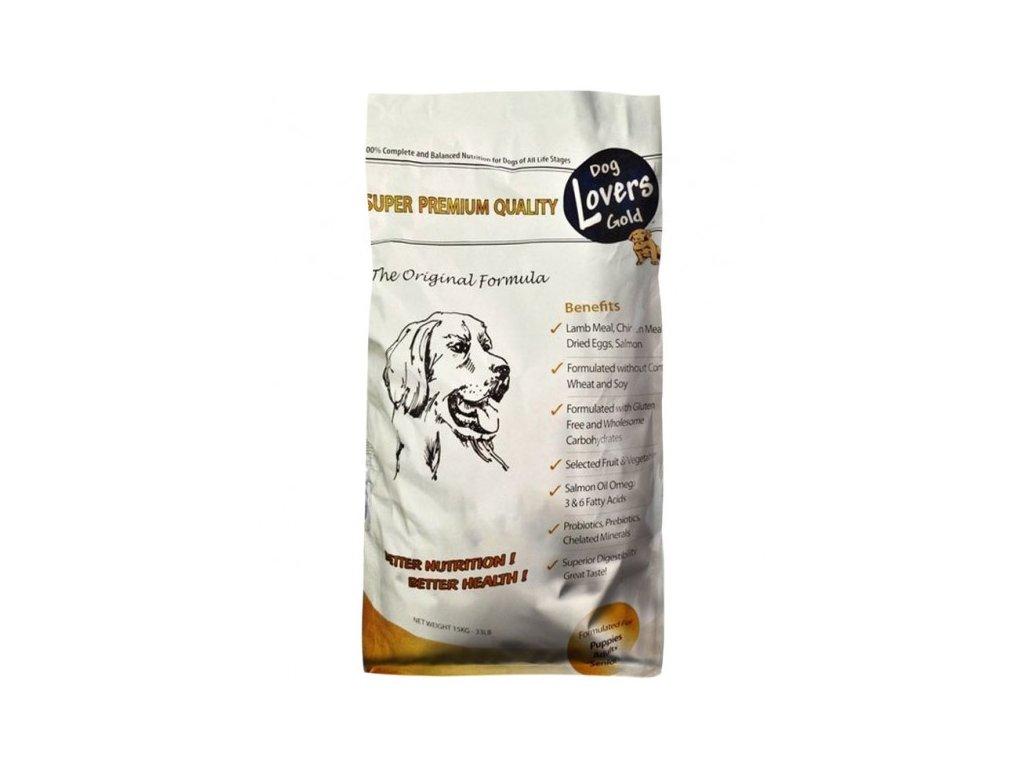 Dog Lovers Gold Original Formula