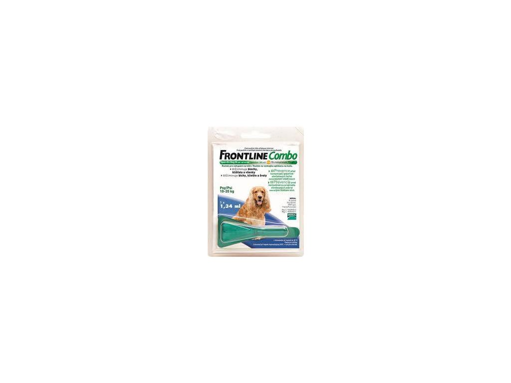 Frontline Combo Spot-on Dog M 1,34 ml