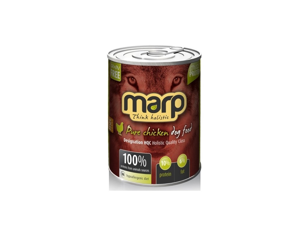 Marp Holistic - Pure Chicken Dog Can Food 400g