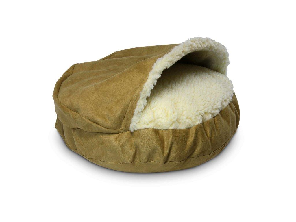 Cozy Cave Large Camel Luxury
