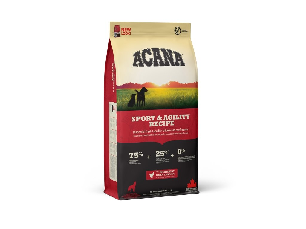 Acana Dog HERITAGE Sport & Agility