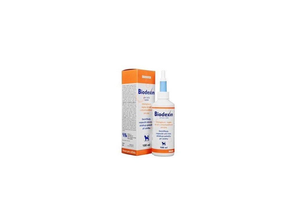 Biodexin ušní lotio 100 ml