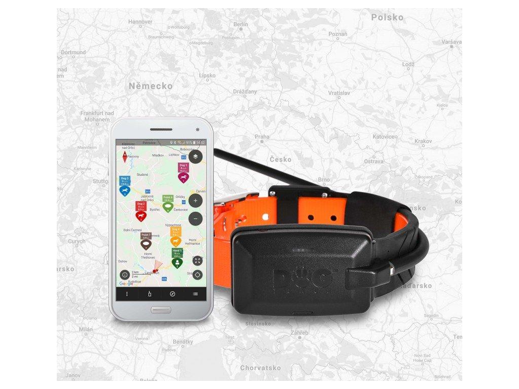 DOGTrace Obojek pro dalšího psa DOG GPS X30