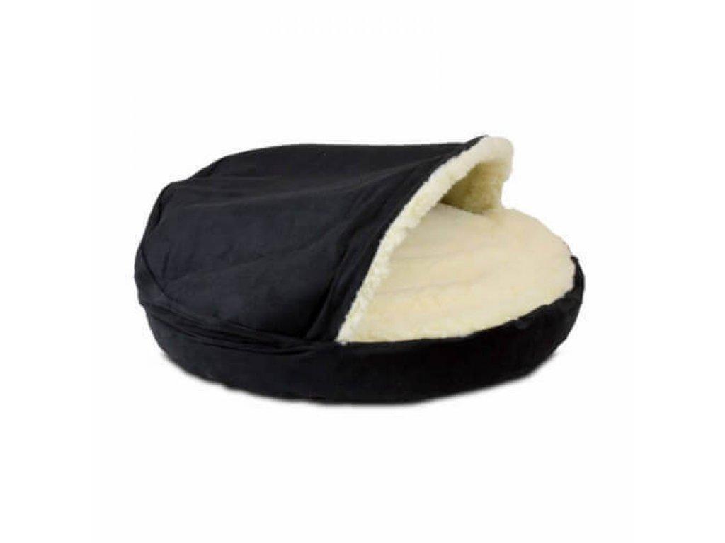 Cozy Cave X-Large Black Luxury
