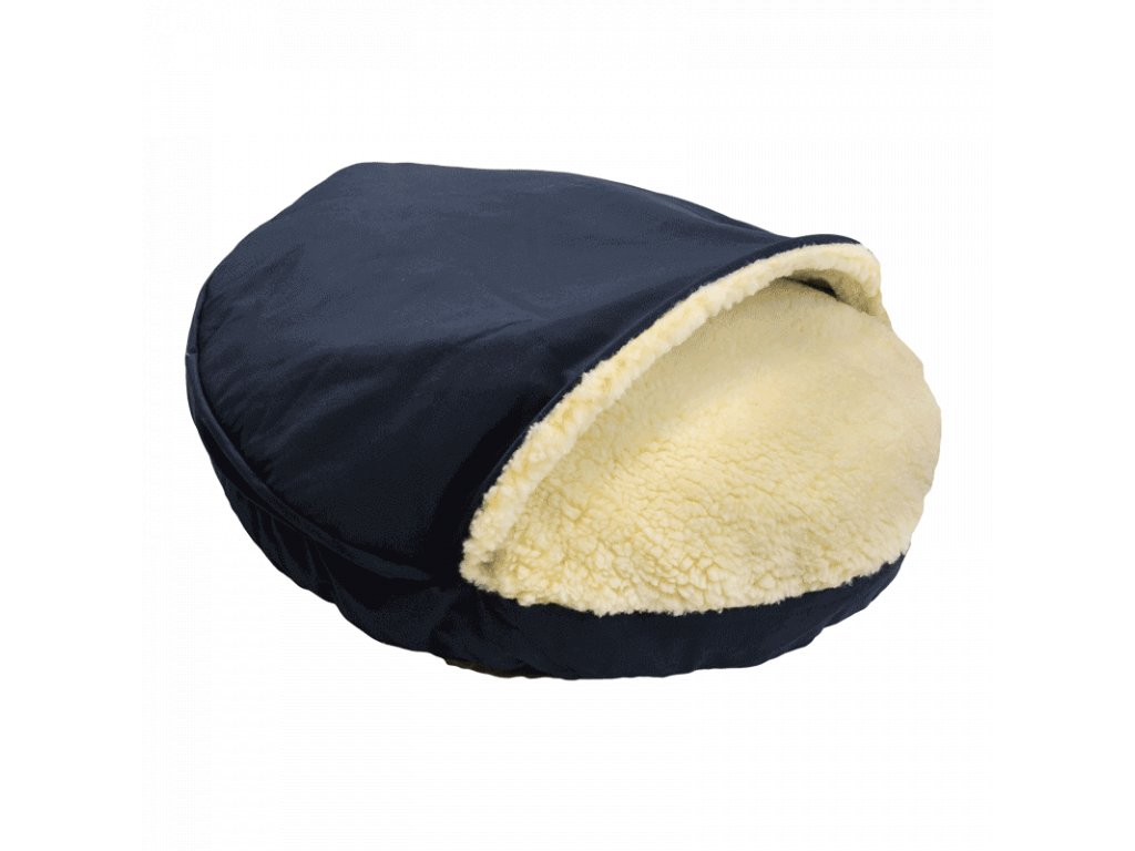 Cozy Cave Small Navy