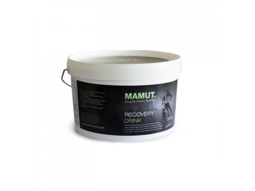 MAMUT Recovery Drink (Obsah 800 g)