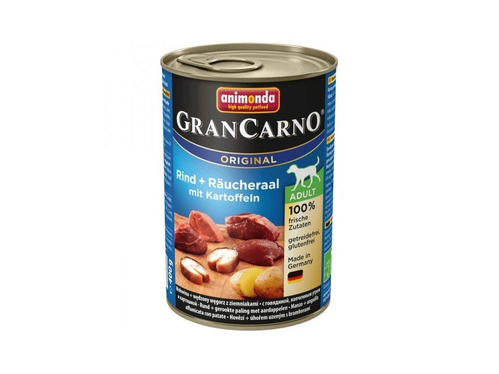 8465 animonda grancarno adult uhor brambor 6 x 400g