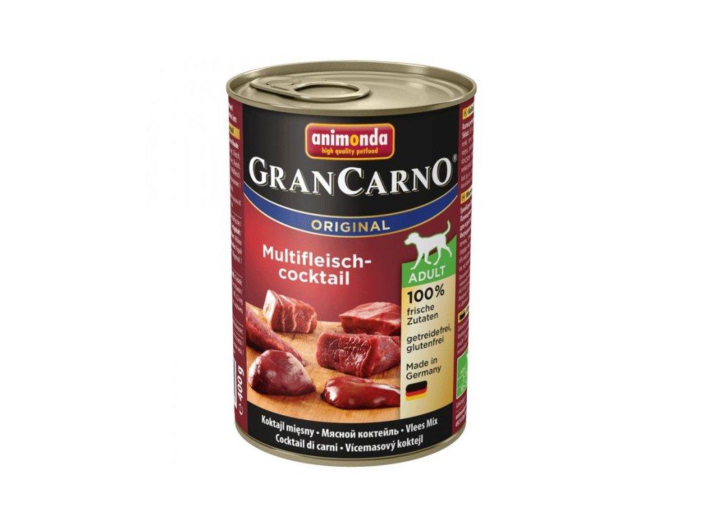 Animonda GranCarno Adult Multi masový koktejl  400g