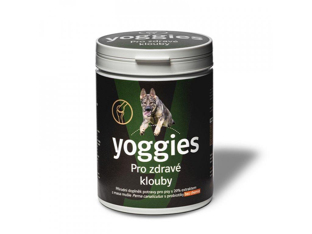 yoggies extrakt z musli pro zdrave psi klouby s probiotiky 600g